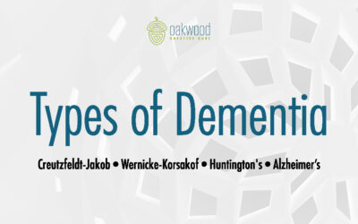 Types of Dementia: Pt. 3